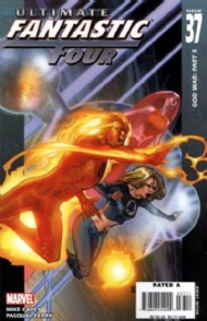 Ultimate Fantastic Four 2004 - 2009 #37