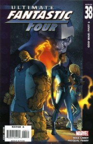Ultimate Fantastic Four 2004 - 2009 #38