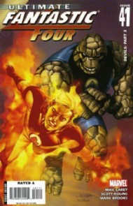 Ultimate Fantastic Four 2004 - 2009 #41