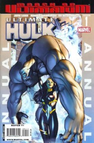 Ultimate Hulk 2008 #1