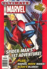 Ultimate Marvel Magazine 2001 #1