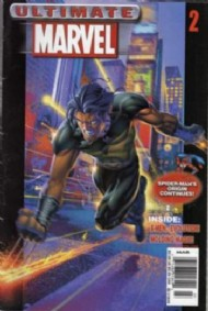 Ultimate Marvel Magazine 2001 #2