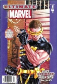 Ultimate Marvel Magazine 2001 #4