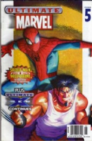 Ultimate Marvel Magazine 2001 #5