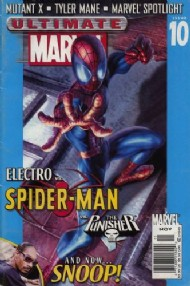 Ultimate Marvel Magazine 2001 #10