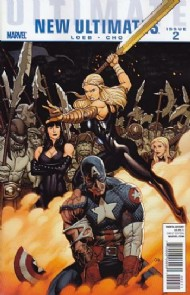 Ultimate New Ultimates 2010 - 2011 #2
