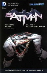 Batman (2nd Series): Death of the Family 2013 #3