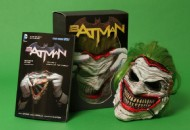 Batman (2nd Series): Death of the Family Book and Joker Mask Set 2014 #1
