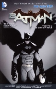 Batman (2nd Series): the City of Owls 2013 #1