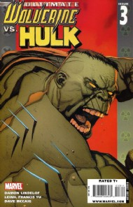 Ultimate Wolverine Vs. Hulk 2006 - 2009 #3