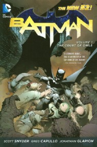 Batman (2nd Series): the Court of Owls 2012 #1