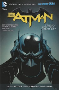 Batman (2nd Series): Zero Year - Secret City 2014 #4