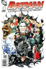 Batman 80 Page Giant (2010) 2010 #1