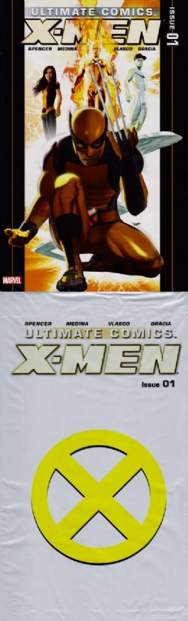 Ultimate X-Men (2nd Series) #1