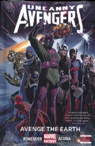 Uncanny Avengers: Avenge the Earth 2014