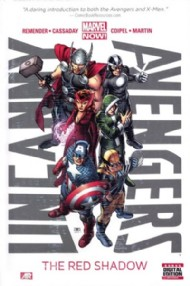 Uncanny Avengers: the Red Shadow 2013