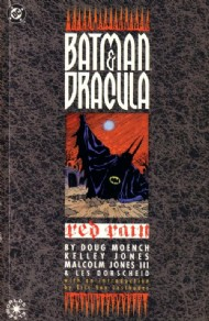Batman and Dracula: Red Rain 1992 #1992