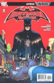 Batman and Robin 2009 - 2011 #2
