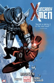 Uncanny X-Men (3rd Series): Broken 2013