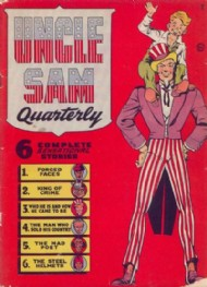 Uncle Sam Quarterly 1941 - 1943 #1
