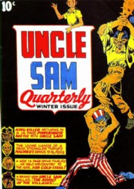 Uncle Sam Quarterly 1941 - 1943 #2