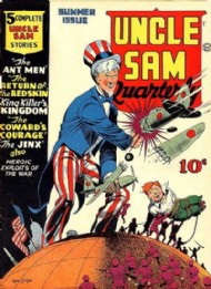 Uncle Sam Quarterly 1941 - 1943 #3
