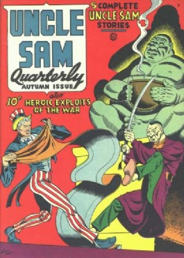 Uncle Sam Quarterly #4