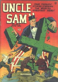 Uncle Sam Quarterly 1941 - 1943 #5