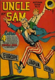 Uncle Sam Quarterly 1941 - 1943 #8