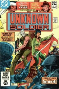 Unknown Soldier (1) 1977 - 1982 #255