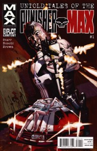 Untold Tales of the Punisher Max 2012 #1