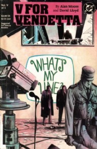 V for Vendetta 1988 - 1989 #5