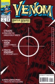 Venom: Nights of Vengeance 1994 #1