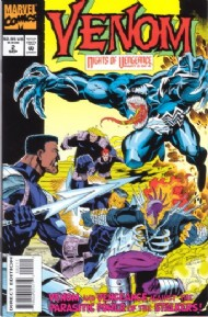 Venom: Nights of Vengeance 1994 #2