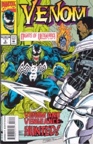 Venom: Nights of Vengeance 1994 #3