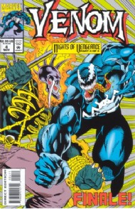 Venom: Nights of Vengeance 1994 #4