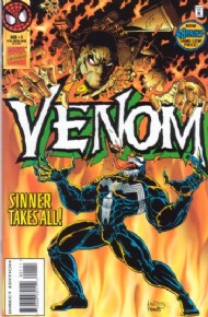Venom: Sinner Takes All 1995 #1
