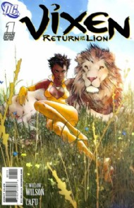 Vixen: Return of the Lion 2008 - 2009 #1