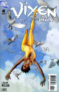 Vixen: Return of the Lion 2008 - 2009 #4