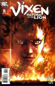 Vixen: Return of the Lion 2008 - 2009 #5