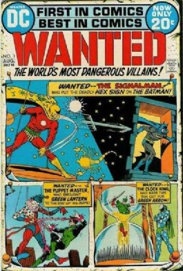 Wanted: the World's Most Dangerous Villains #1