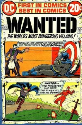 Wanted: the World's Most Dangerous Villains #2