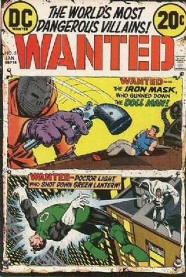 Wanted: the World's Most Dangerous Villains #5