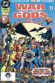 War of the Gods 1991 #1