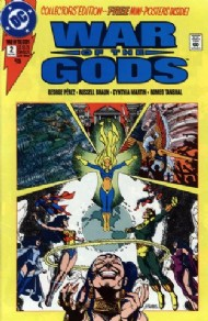 War of the Gods 1991 #2