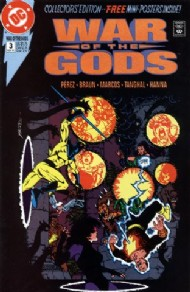 War of the Gods 1991 #3