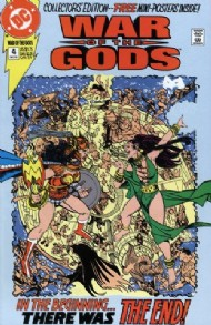 War of the Gods 1991 #4