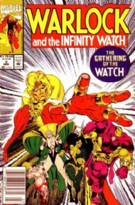 Warlock and the Infinity Watch 1992 - 1995 #2