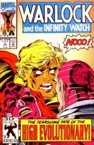 Warlock and the Infinity Watch 1992 - 1995 #3