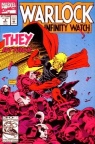 Warlock and the Infinity Watch 1992 - 1995 #4